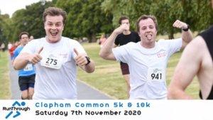 Clapham Common 10K - November