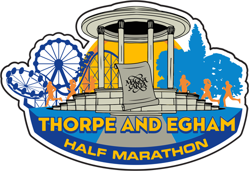 Thorpe and Egham Half Marathon