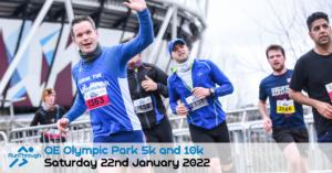 Olympic Park 10K - January