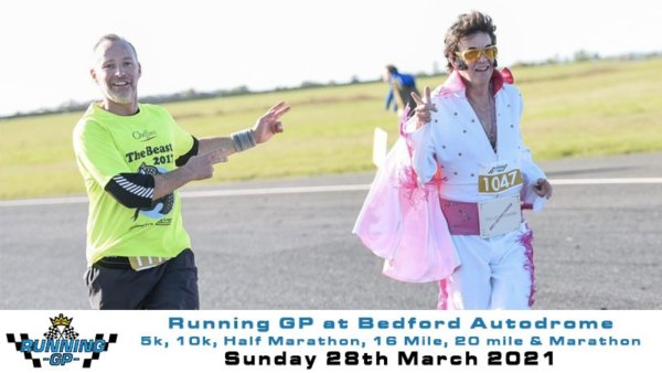 Bedford Autodrome 10K - March