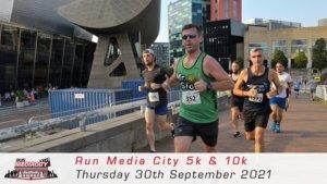 Run Media City 5K - September