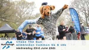 Chase the Sun Wimbledon 5K - June