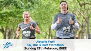 Victoria Park Half Marathon - February