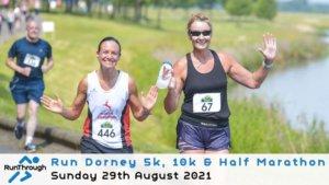 Run Dorney 10K - August
