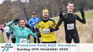 Richmond Park Half - November
