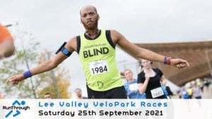 Lee Valley Velopark Half - September