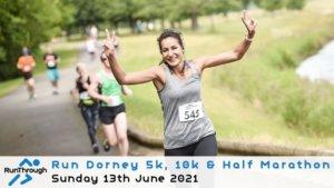 Run Dorney Half - June