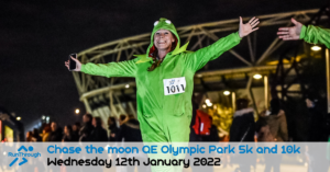 Chase The Moon Olympic Park 10K - January