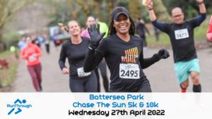 Chase the Sun Battersea 5K - April