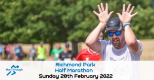 Richmond Park Half - February