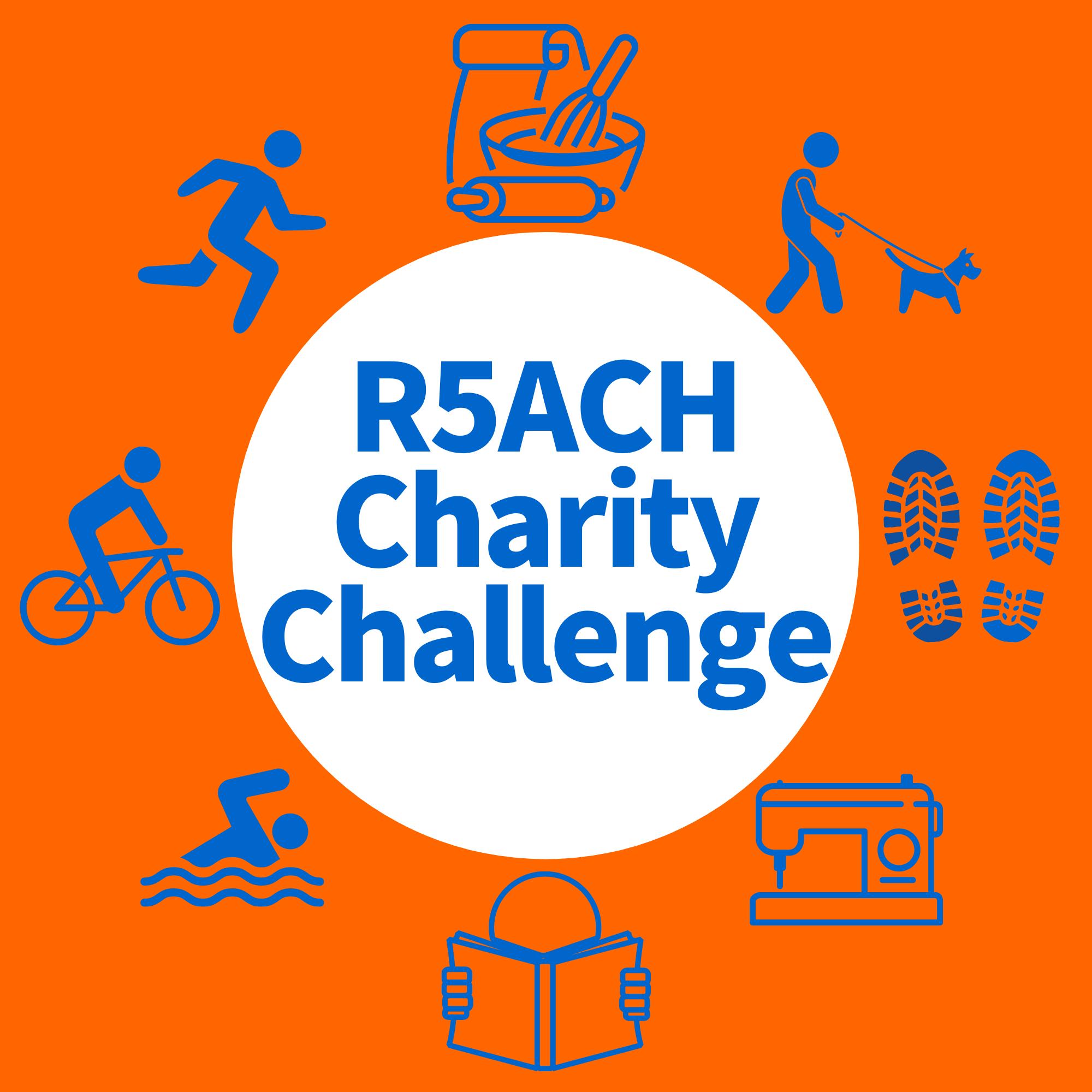 R5ACH Charity Challenge