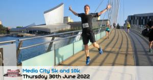 Run Media City 5K - June