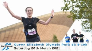 Olympic Park 5K - March