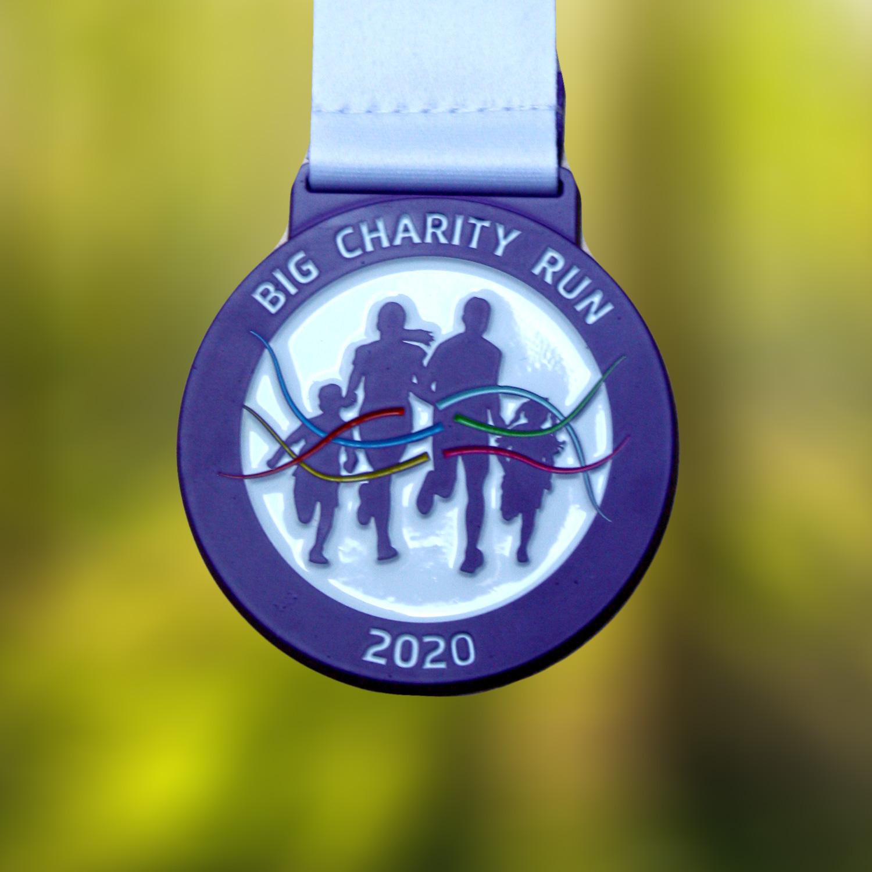 Virtual Race - The Big Charity Run