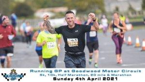 Goodwood Motor Circuit 5K - April