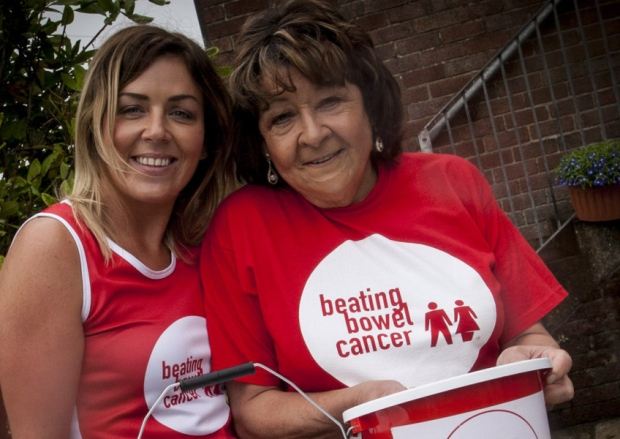 Kathryn's Story - Beating Bowel Cancer