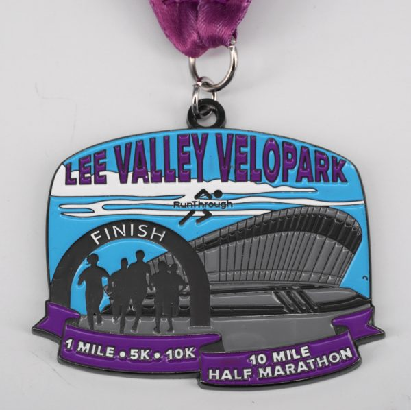 Virtual Race - Lee Valley - 5K, 10K & Half Marathon