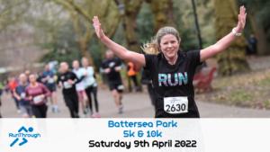 Battersea Park 5K - April