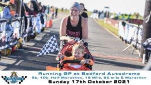 Bedford Autodrome Half Marathon - October