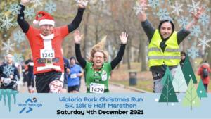 Victoria Park Christmas Half Marathon