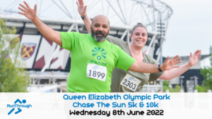 Chase The Sun Olympic Park 5K - June