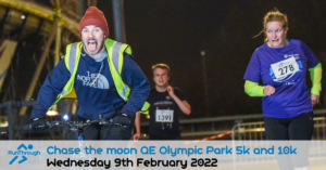 Chase The Moon Olympic Park 10K - February