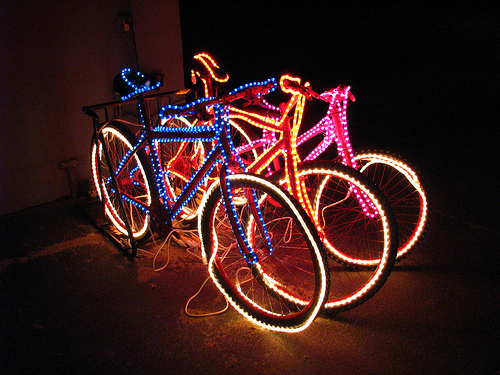 Lights for bike
