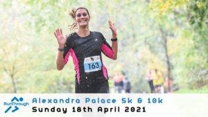 Alexandra Palace 5K - April