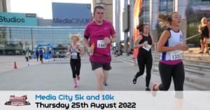 Run Media City 5K - August