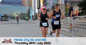 Run Media City 10K - July
