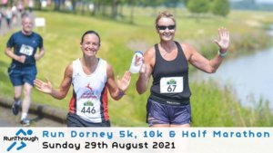 Run Dorney Half - August