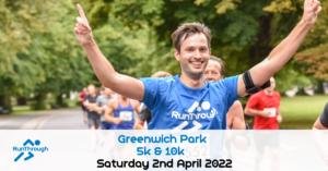 Greenwich Park 5K - April