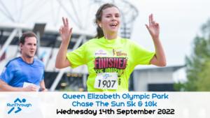 Chase The Sun Olympic Park 5K - September