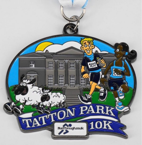Virtual Race - Tatton Park - 10K