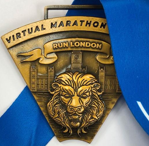 Run London Virtual