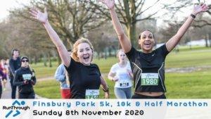Finsbury Park Half - November