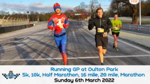 Oulton Park 5K - March