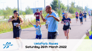 Lee Valley Velopark 10 Mile - March