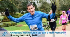 Chepstow Racecourse 10k - July