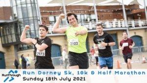 Run Dorney 10K - July