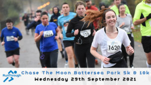 Chase the Moon Battersea 5K - September