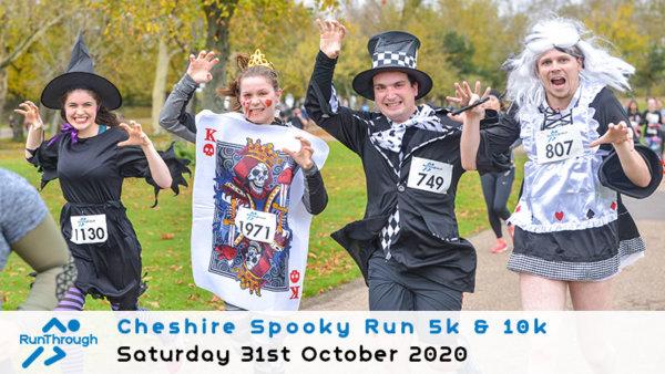 Cheshire Spooky Run - 5K