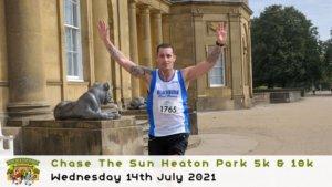 Chase the Sun Heaton Park 5K - July