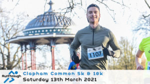 Clapham Common 5K - March