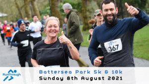 Battersea Park 10K - August
