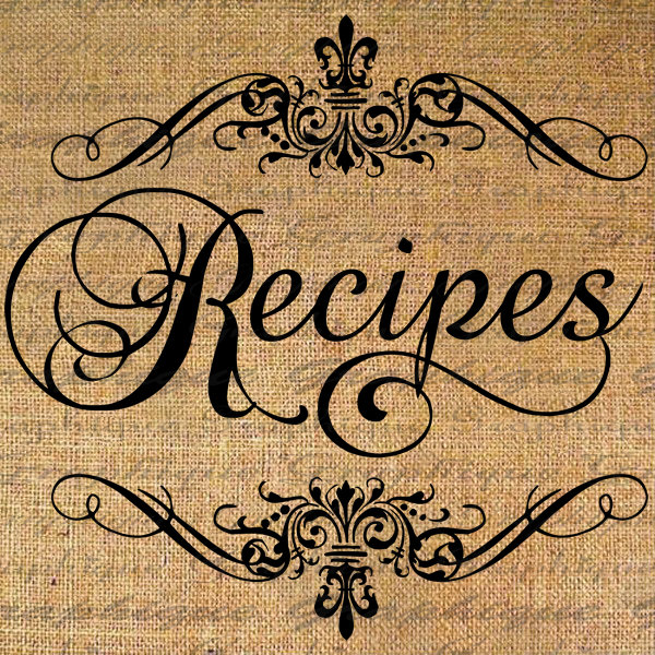 Recipes for cyclists