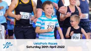 Lee Valley Velopark 5K - April