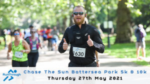 Chase the Sun Battersea 5K - May