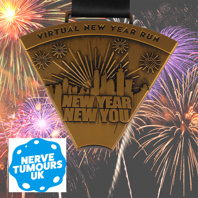 Nerve Tumours UK Virtual New Year Run