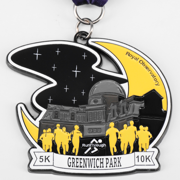 Virtual Race - Greenwich Park - 5K & 10K